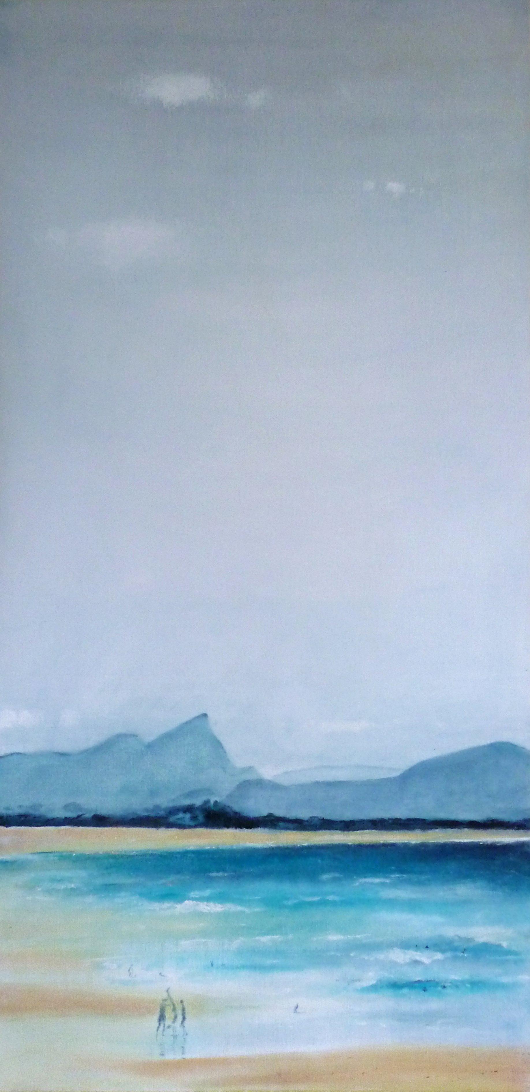 Janie Bligh: Byron Summer