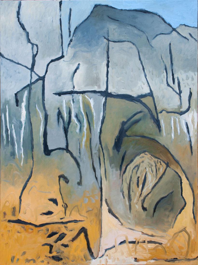 Robyn Kinsela: Mountain Drought, 2018