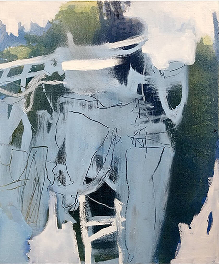 Bob Lenton: My Blue Jeans, 2020