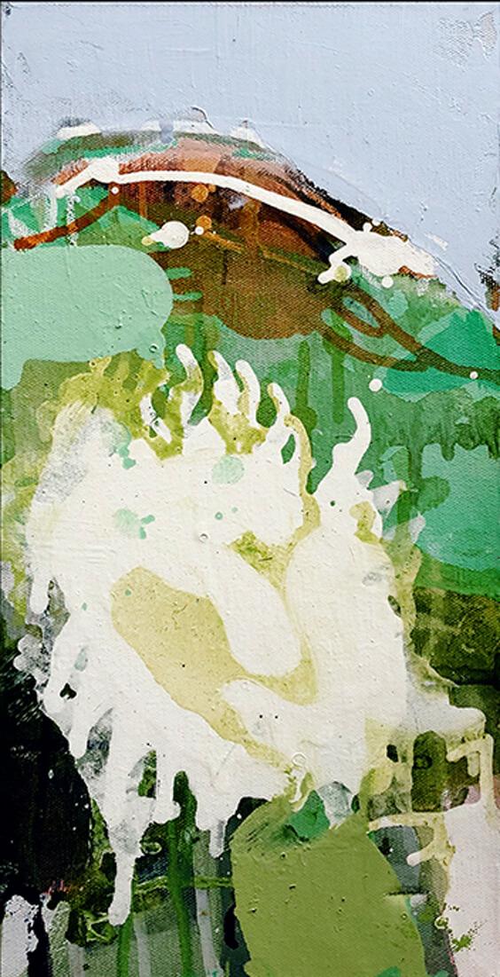 Bob Lenton: Landscape, 2020