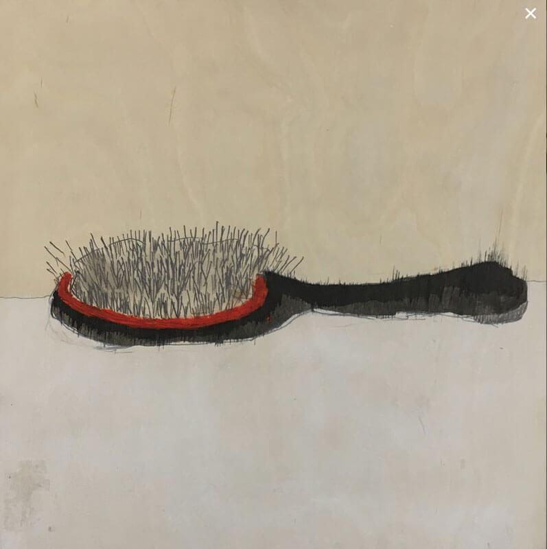 Lily Cummins: The Hairbrush