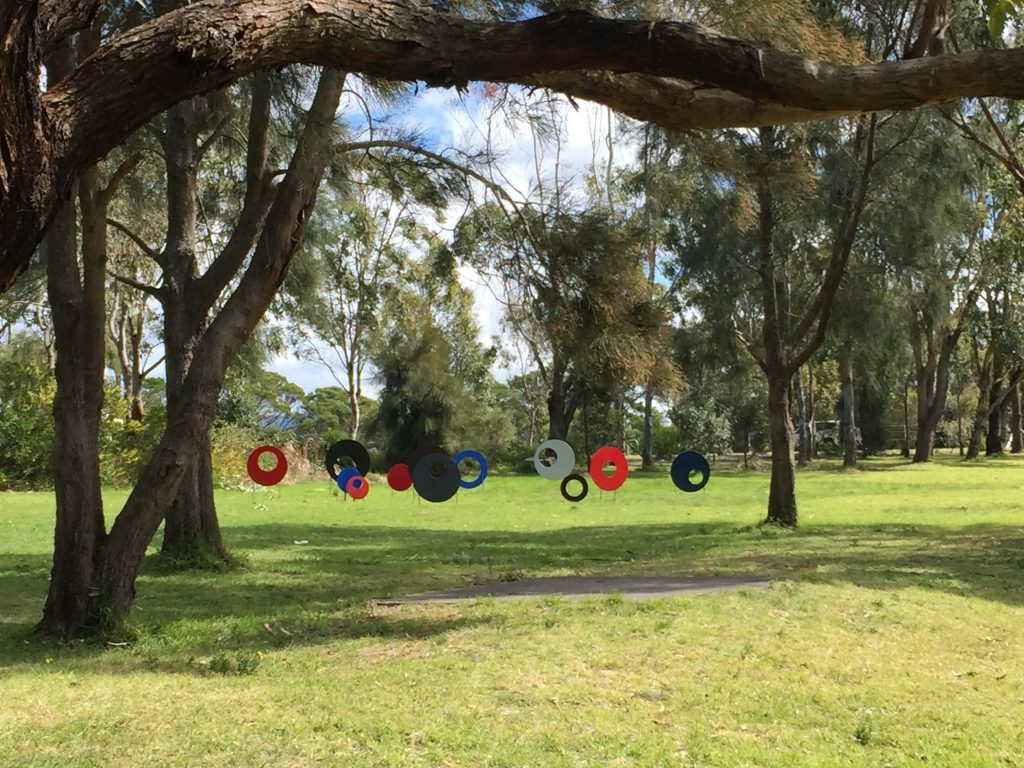 Lucinda McDonald: Circles Killalea