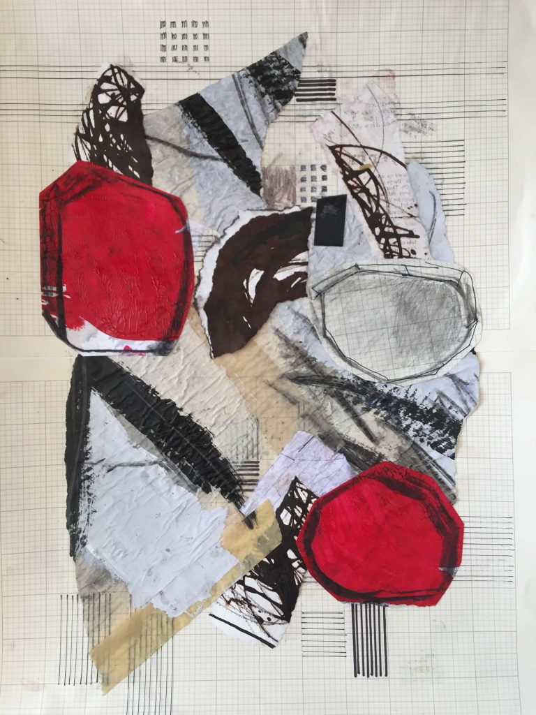 Lucinda McDonald: Collage