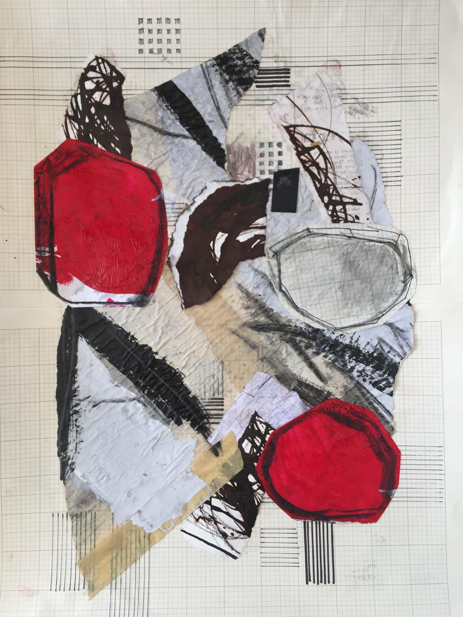 Lucinda McDonald: Collage