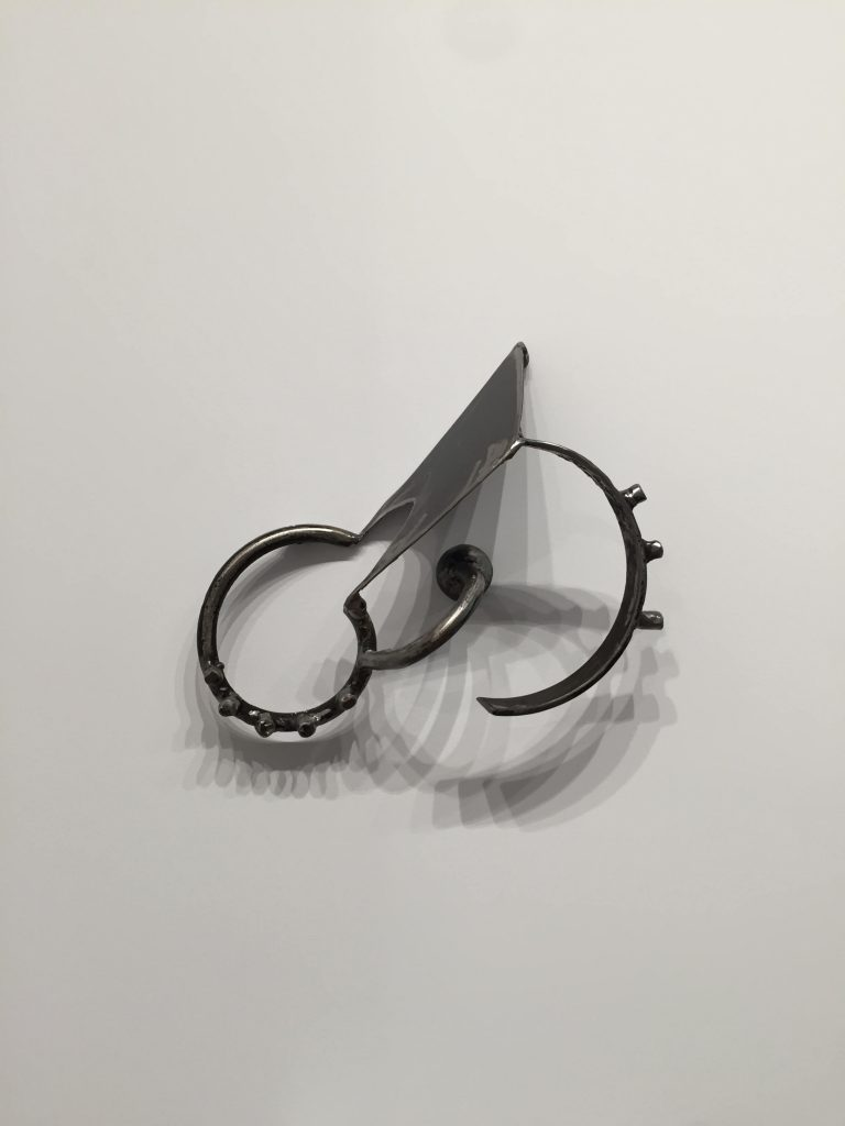 Lucinda McDonald: Wall Assemblage