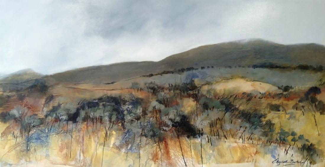 Liz Burton: Highlands, Winter