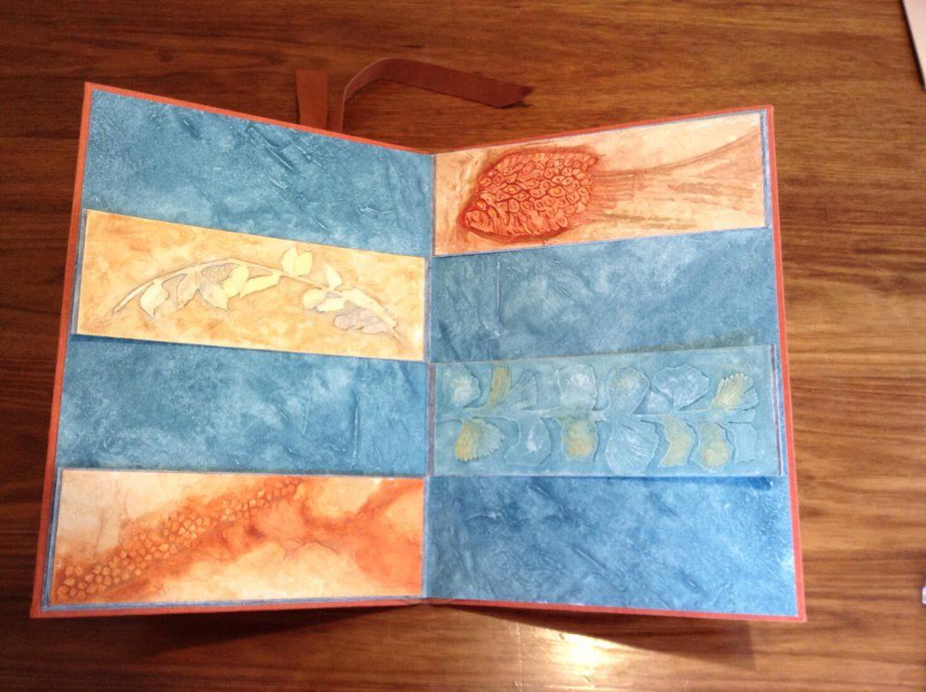 Linda Bottari: Pulse Artist's Book