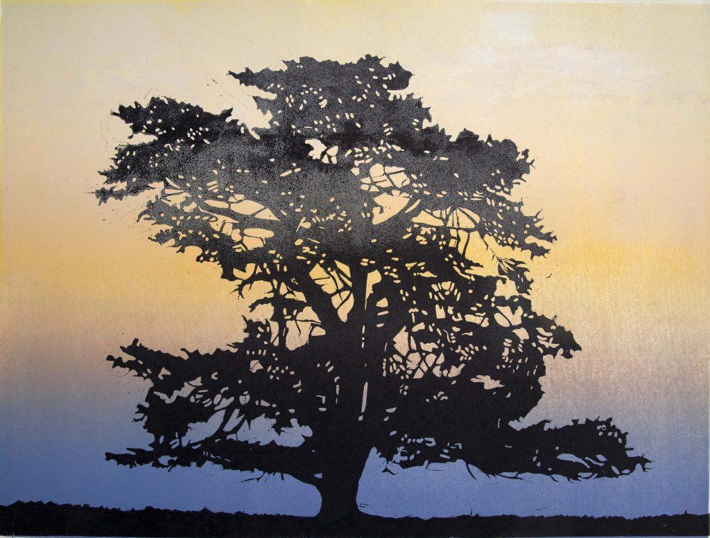Margaret Fegent: Evening Mist