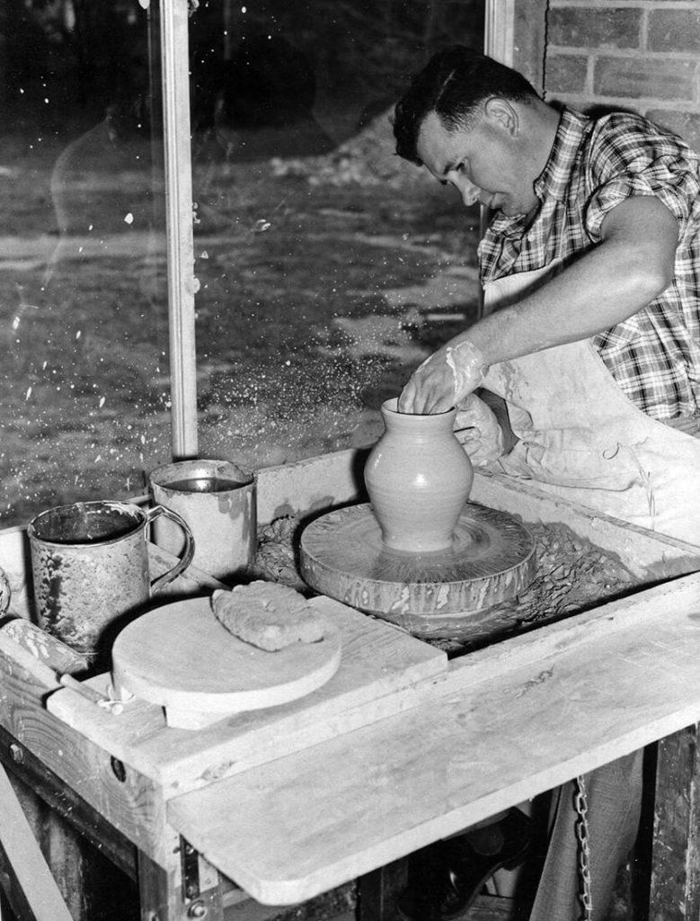 Ivan McMeekin, 1954