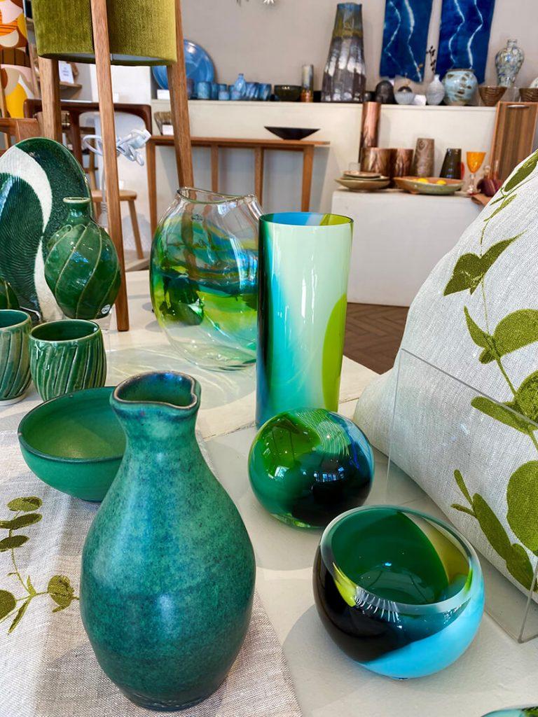 Green Story Glassware, 2021