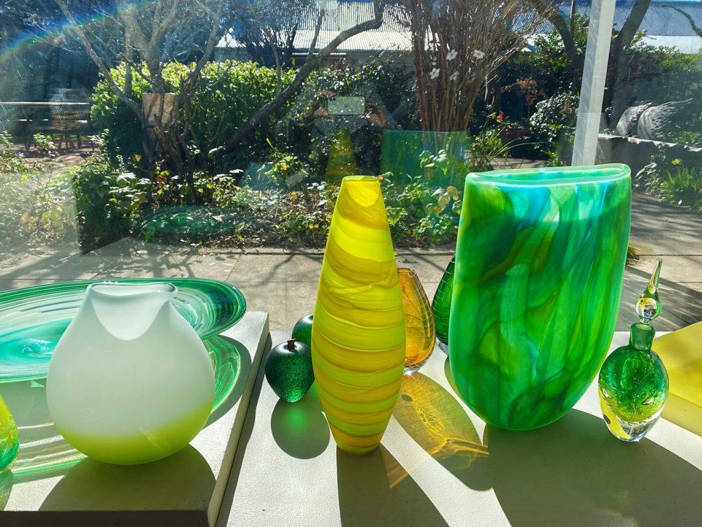 Sturt Green Glass, 2021