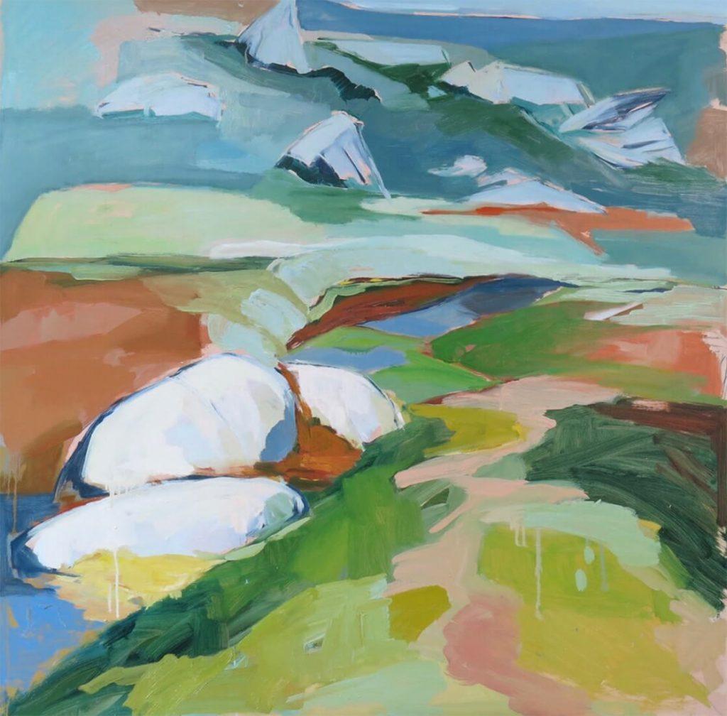 OchreLawson: Valley In The Sky