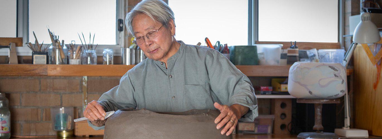 A Lifetime in Ceramics